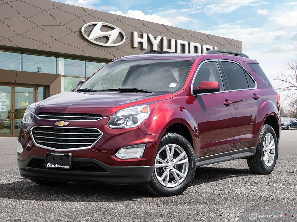 used 2017 Chevrolet Equinox car, priced at $16,587
