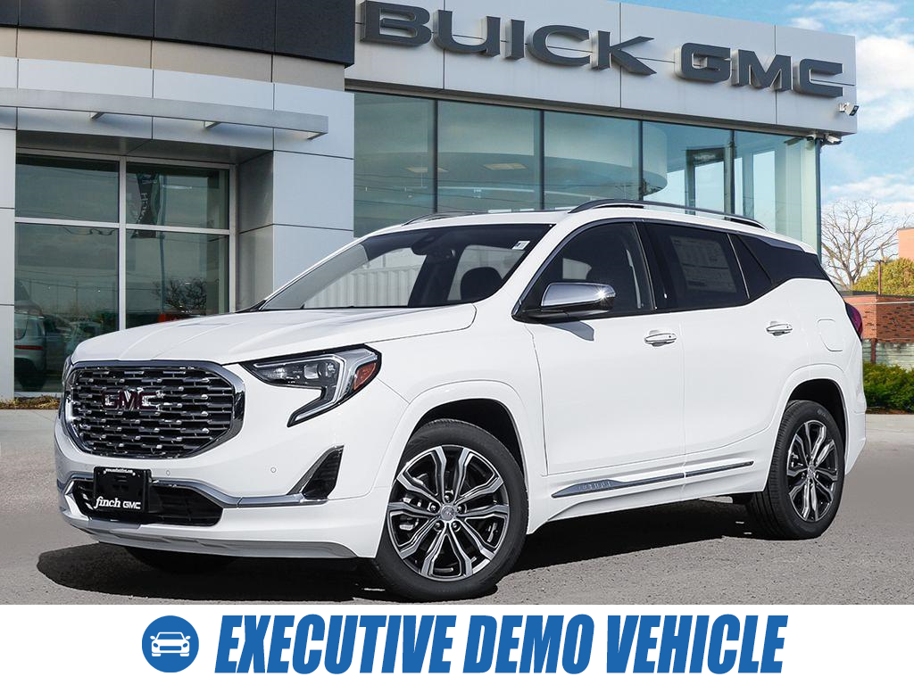 used 2020 GMC Terrain car, priced at $47,082