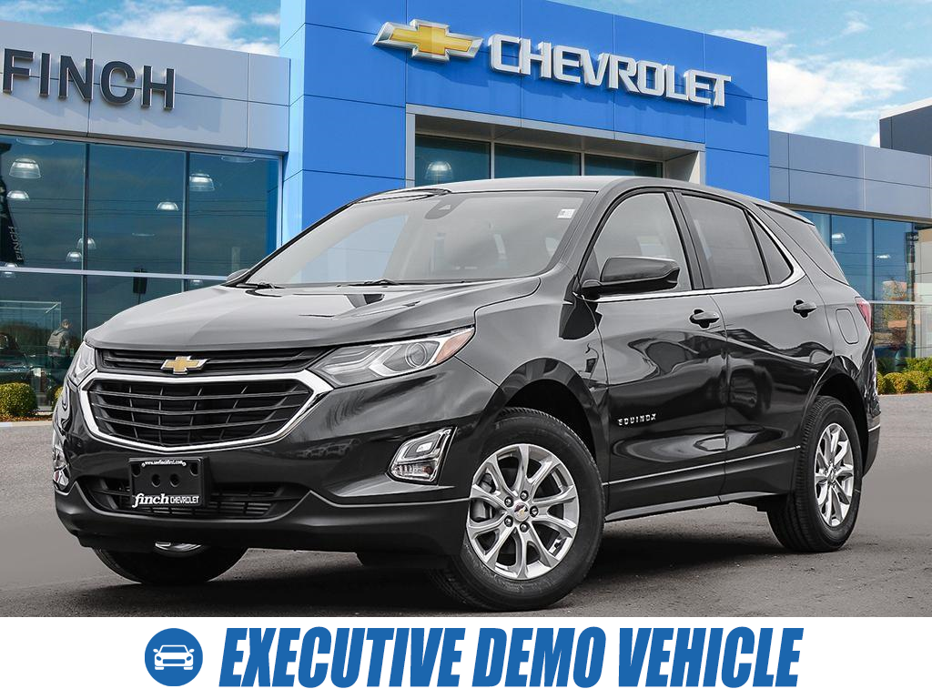 used 2020 Chevrolet Equinox car, priced at $34,692