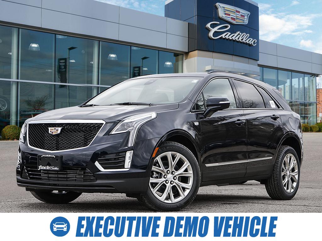 used 2021 Cadillac XT5 car, priced at $61,547