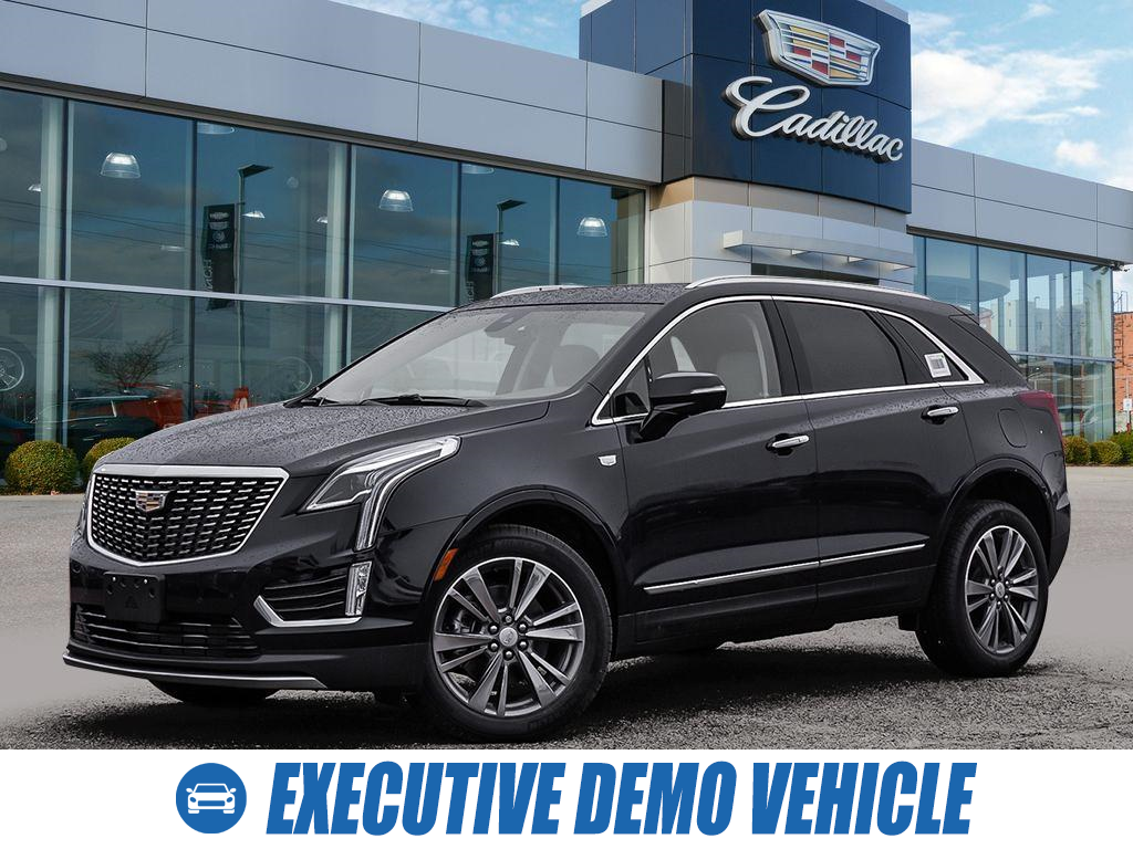 used 2021 Cadillac XT5 car, priced at $59,402