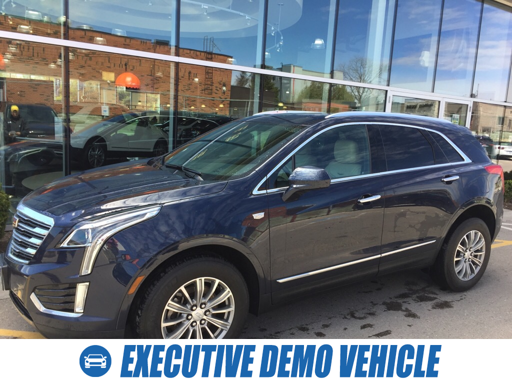 used 2017 Cadillac XT5 car, priced at $27,900