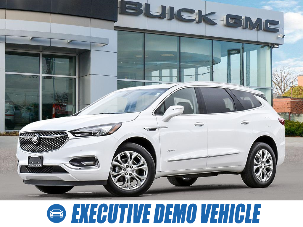 used 2020 Buick Enclave car, priced at $69,262
