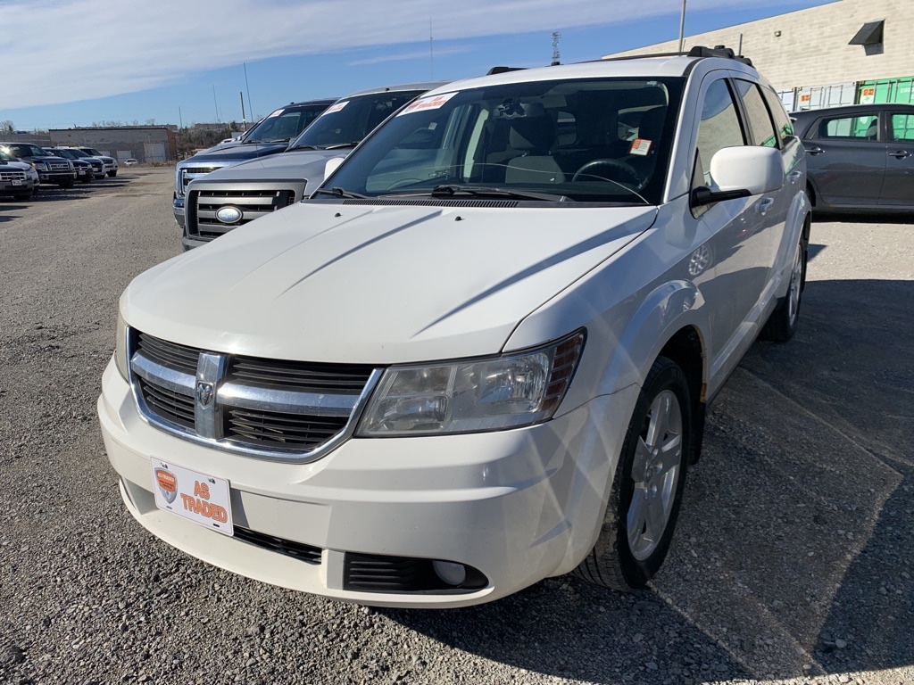 used 2010 Dodge Journey car, priced at $5,000