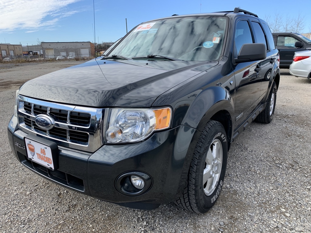 used 2008 Ford Escape car, priced at $5,395