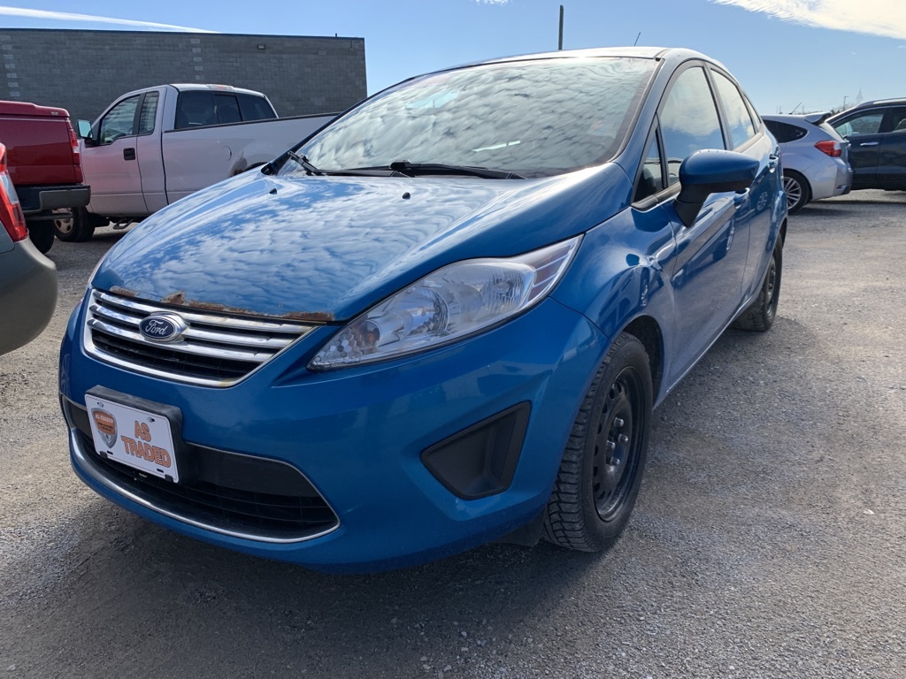 used 2012 Ford Fiesta car, priced at $4,495