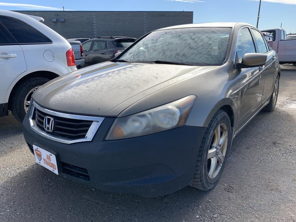 used 2008 Honda Accord car, priced at $3,000