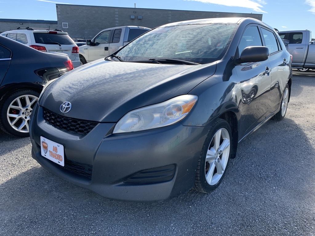 used 2010 Toyota Matrix car, priced at $3,400