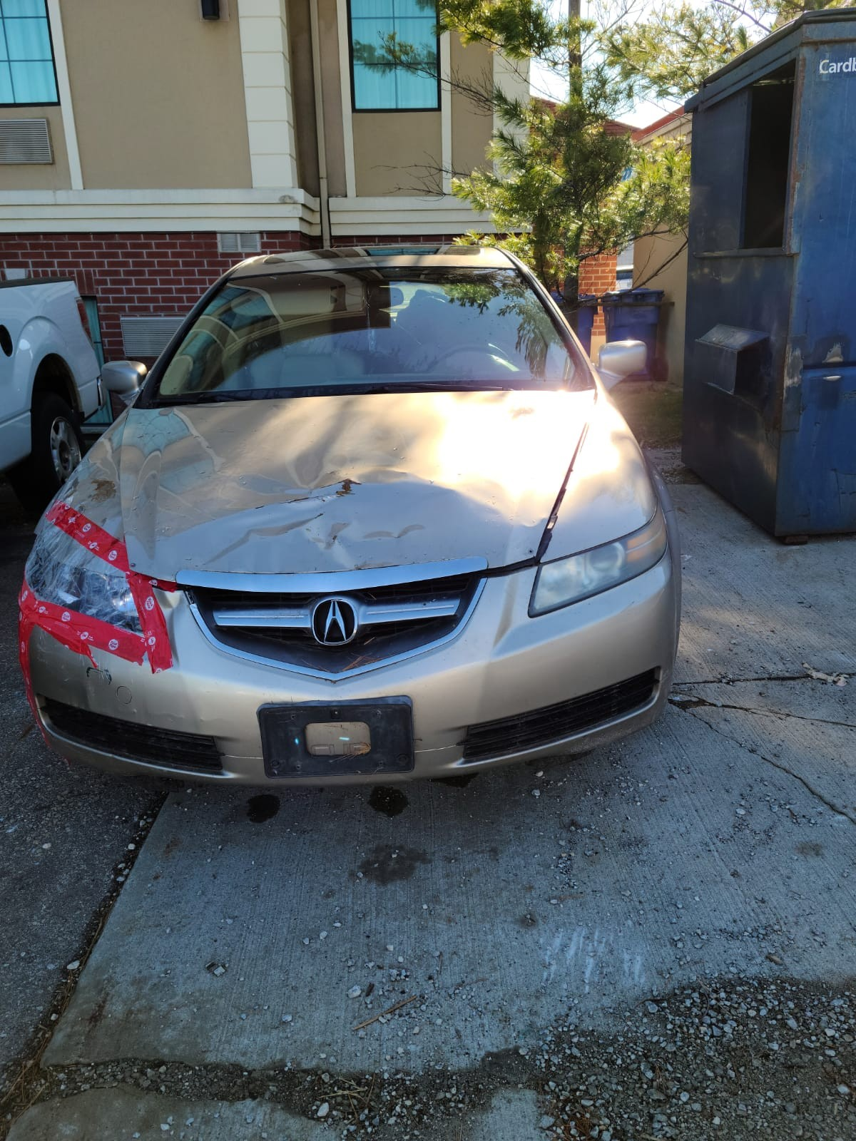 used 2004 Acura TL car, priced at $995