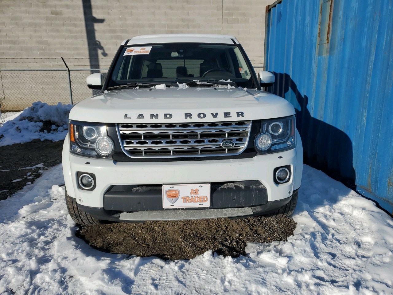 used 2014 Land Rover LR4 car, priced at $20,632