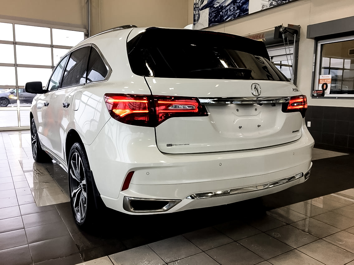 new 2019 Acura MDX car, priced at $58,652