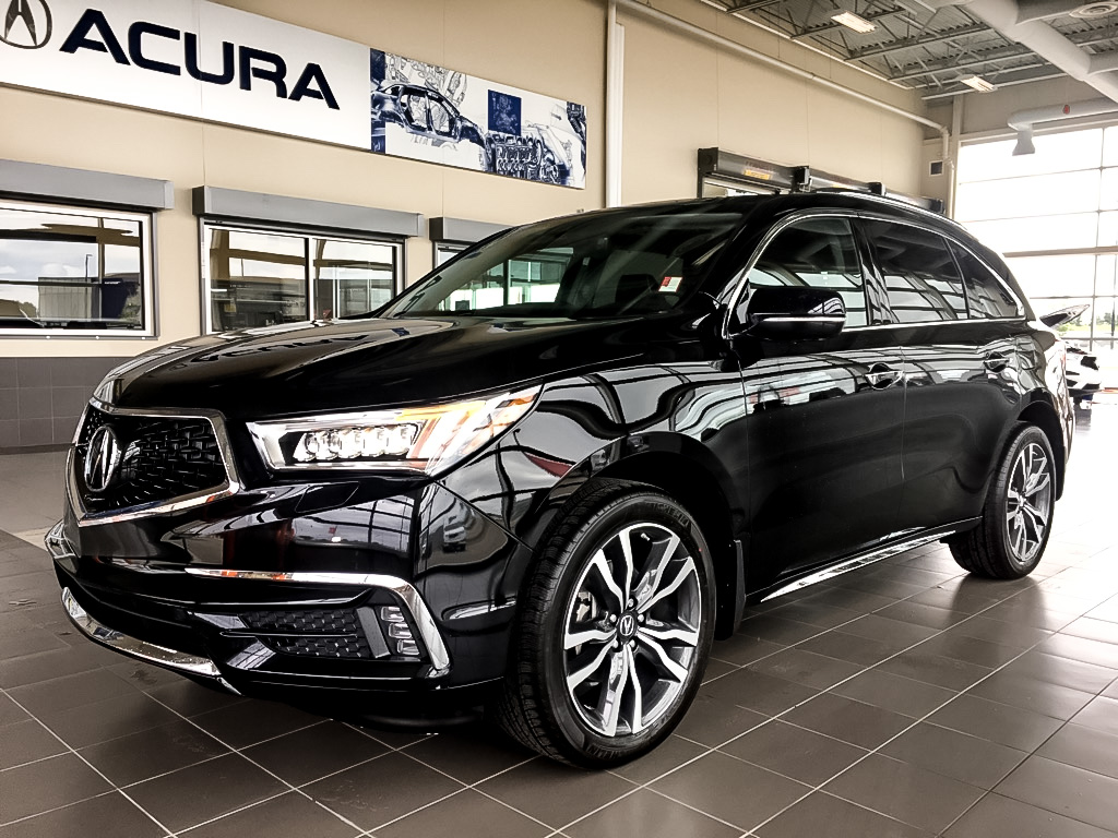 new 2020 Acura MDX car, priced at $62,883