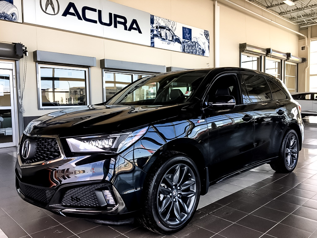 new 2020 Acura MDX car, priced at $58,308