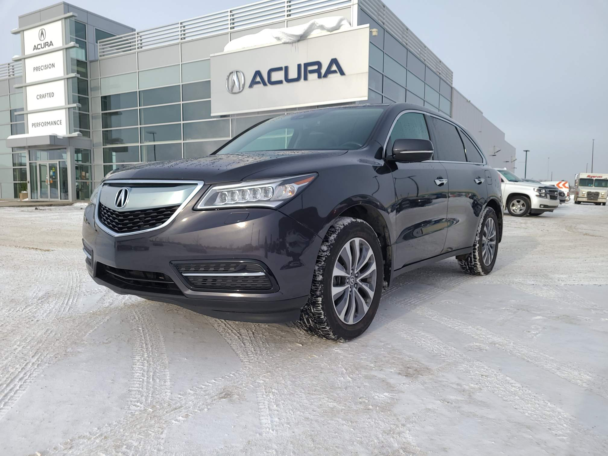 used 2016 Acura MDX car, priced at $31,962