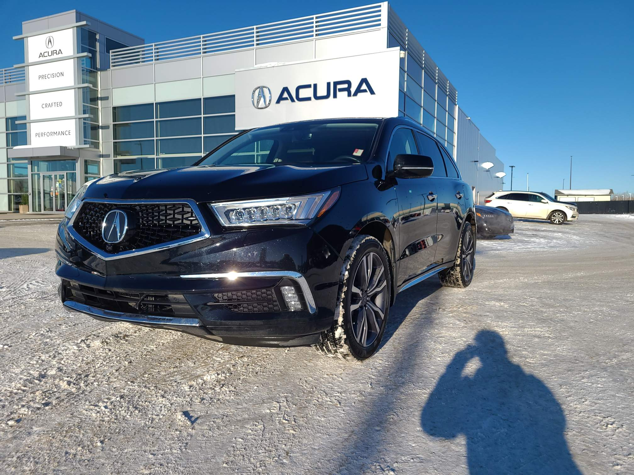 used 2019 Acura MDX car, priced at $54,963