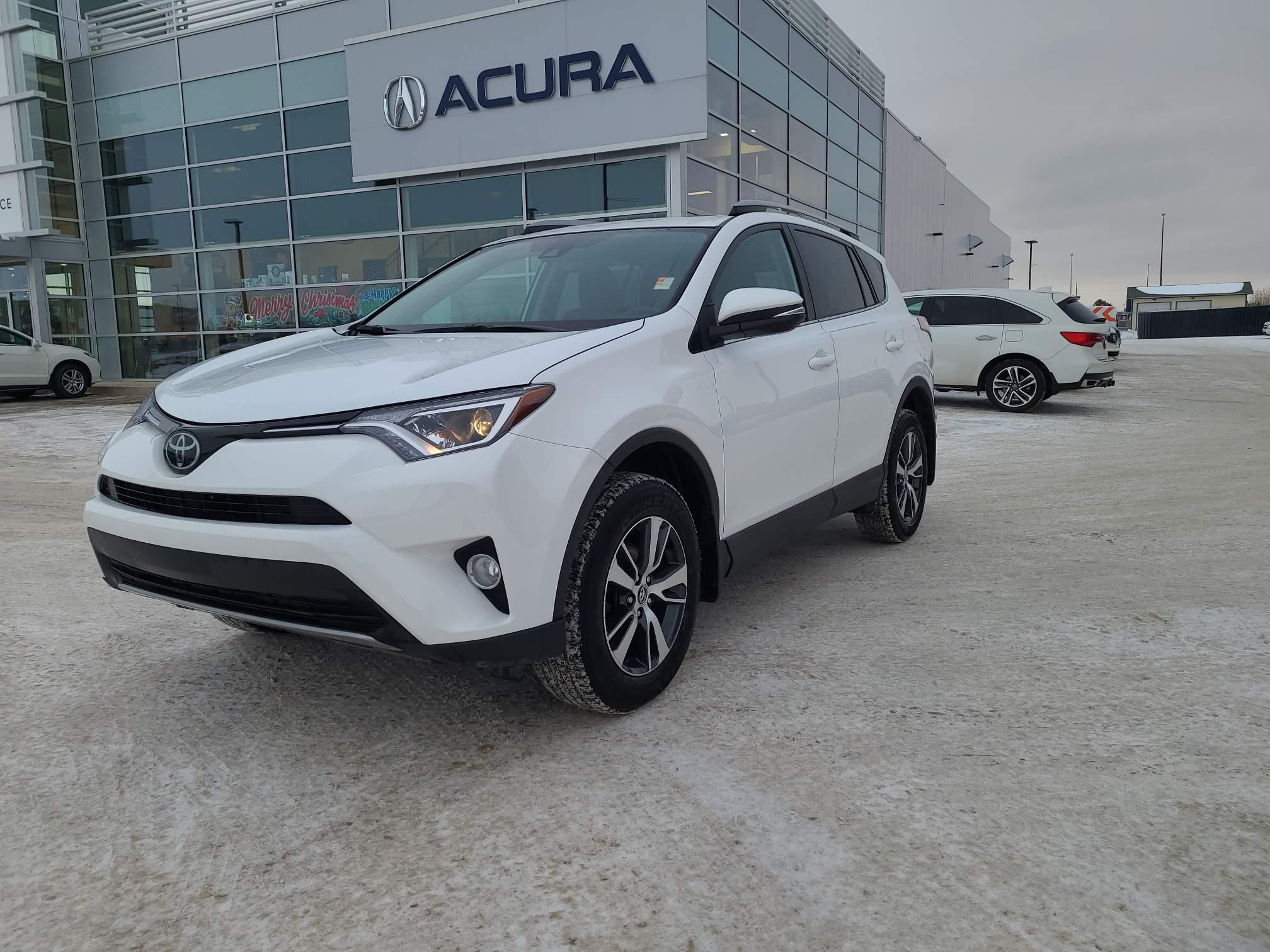 used 2018 Toyota RAV4 car, priced at $26,912