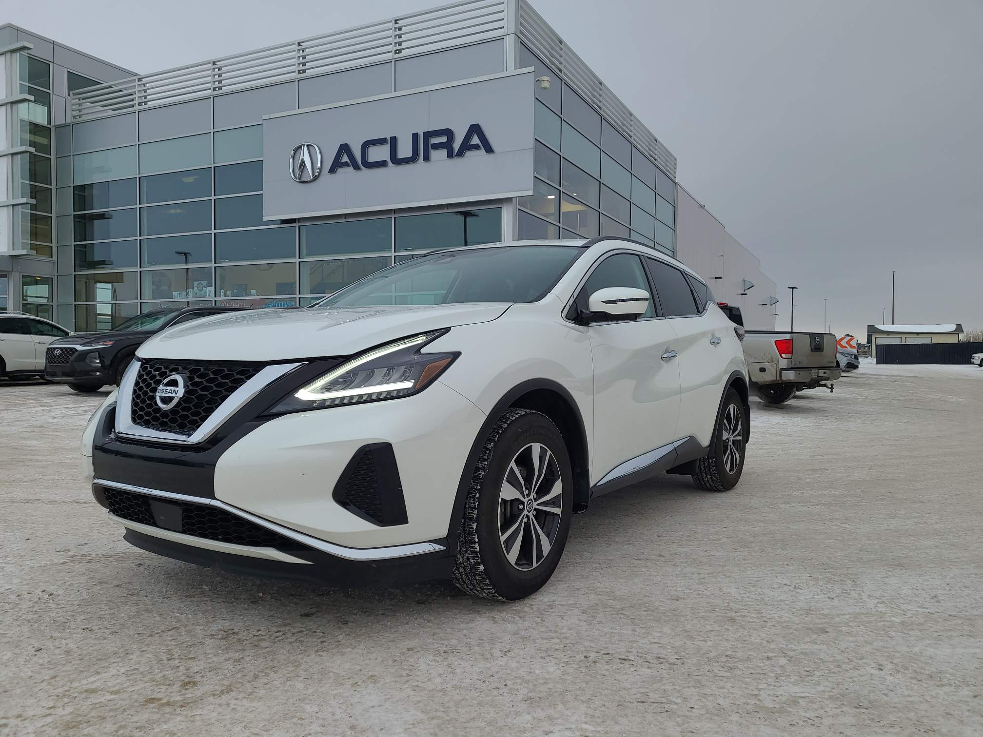 used 2020 Nissan Murano car, priced at $29,986