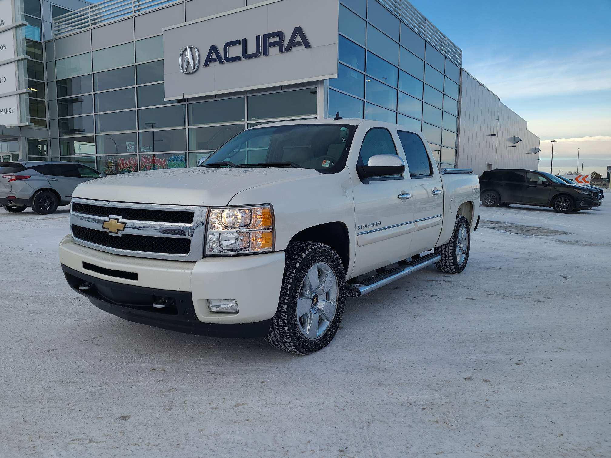 used 2011 Chevrolet Silverado 1500 car, priced at $21,994