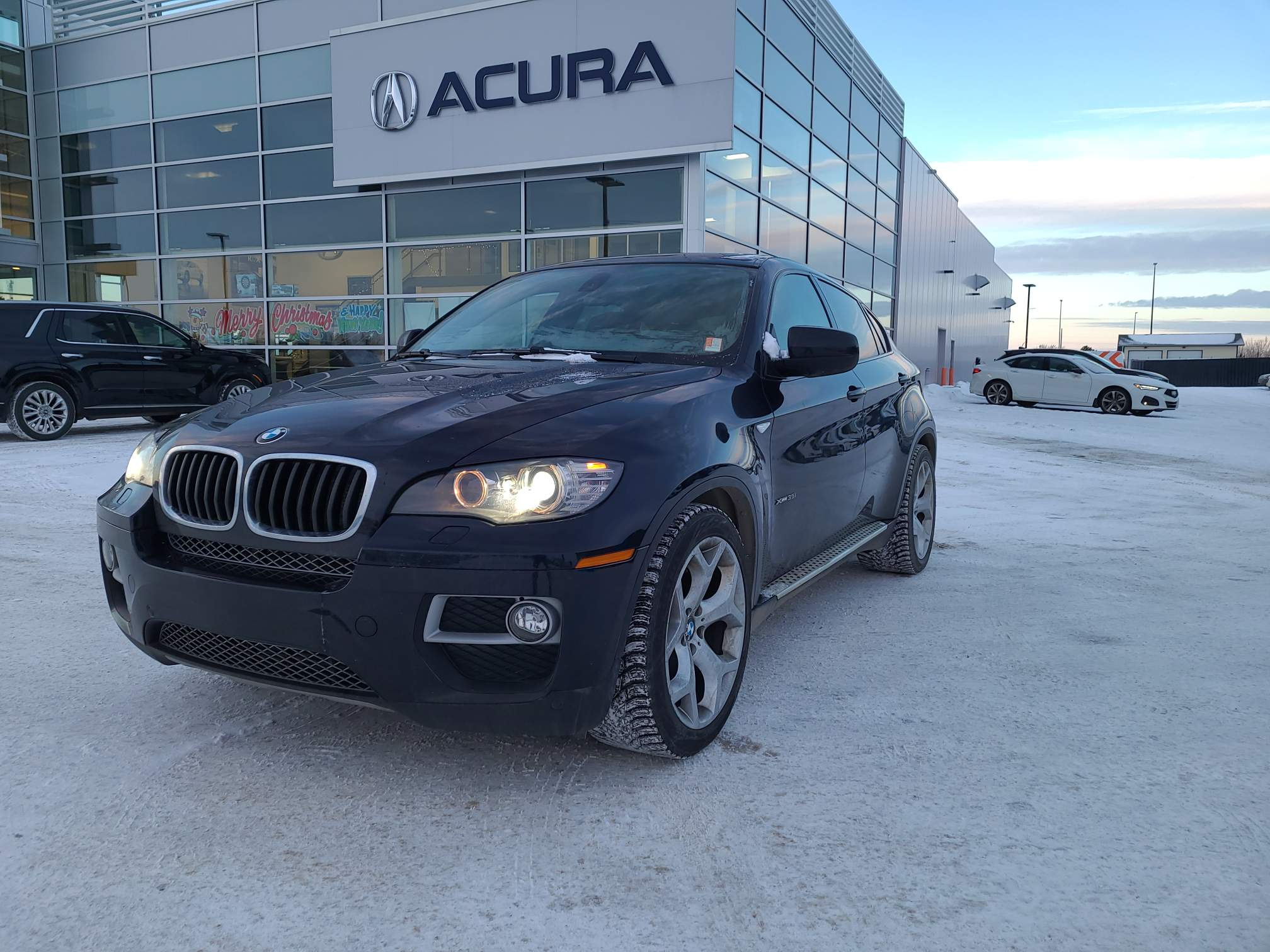 used 2013 BMW X6 car, priced at $21,852