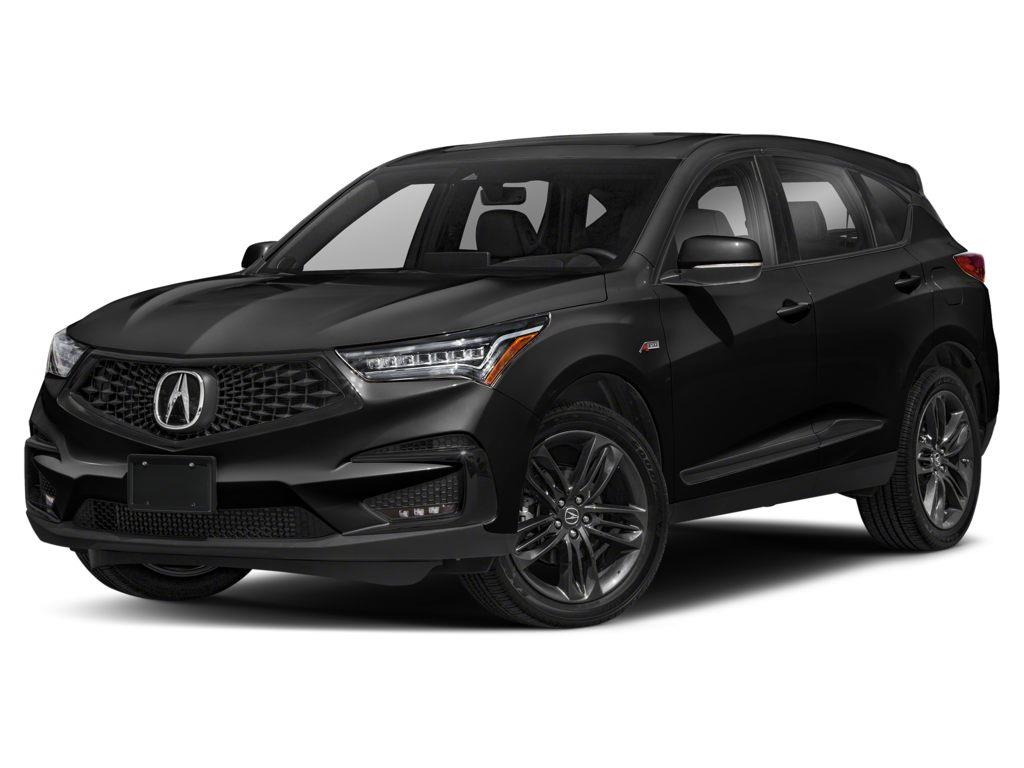 new 2021 Acura RDX car, priced at $54,107