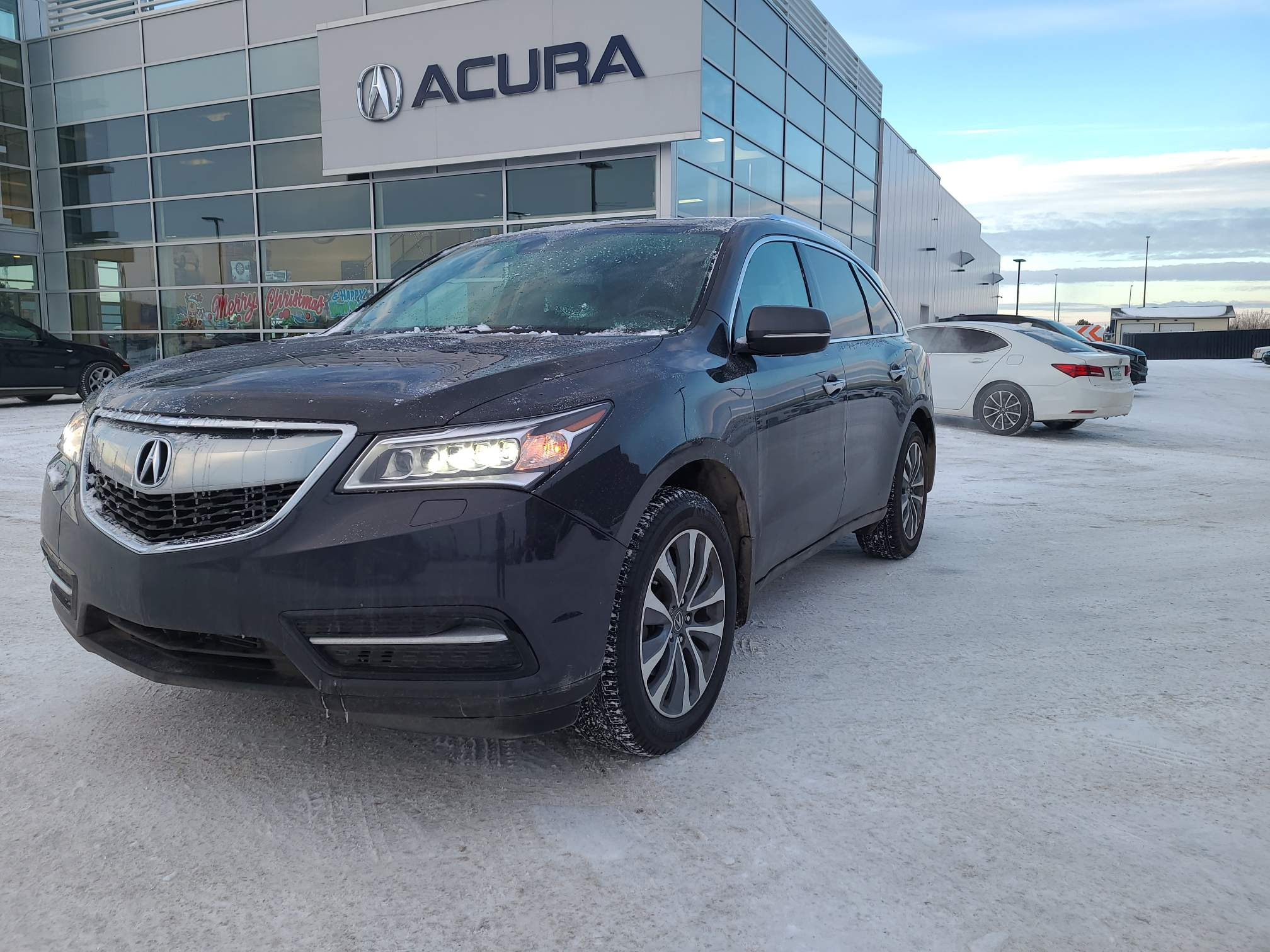 used 2016 Acura MDX car, priced at $28,752