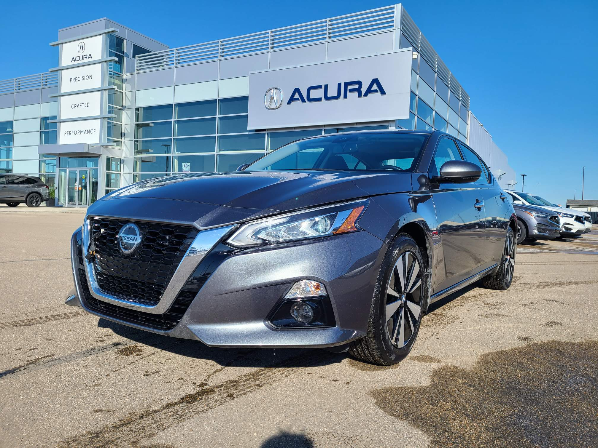 used 2019 Nissan Altima car, priced at $24,586