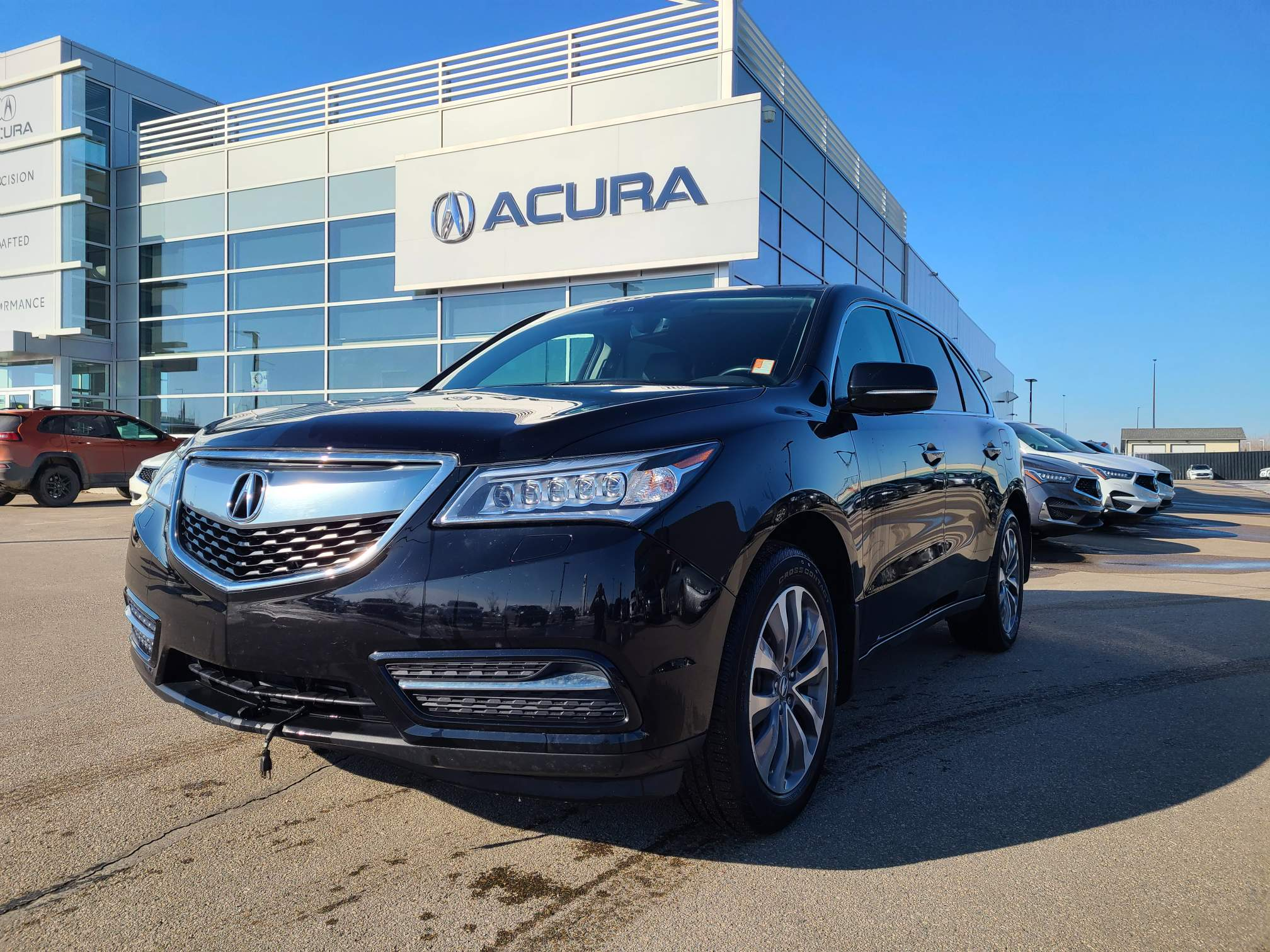 used 2016 Acura MDX car, priced at $29,632