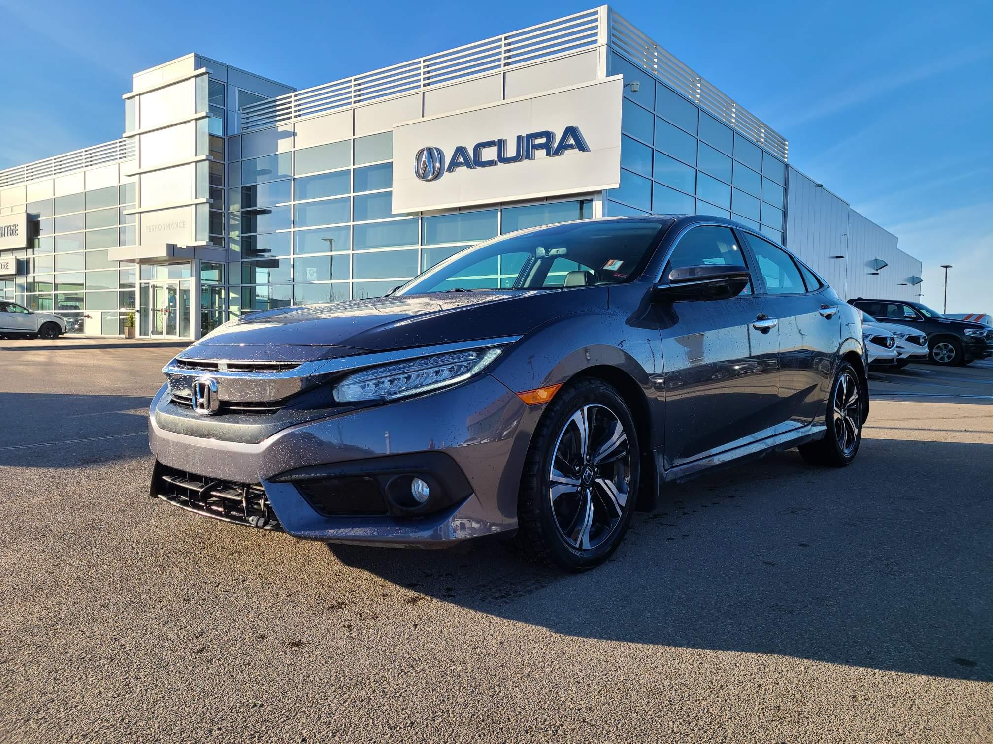 used 2018 Honda Civic car, priced at $20,949