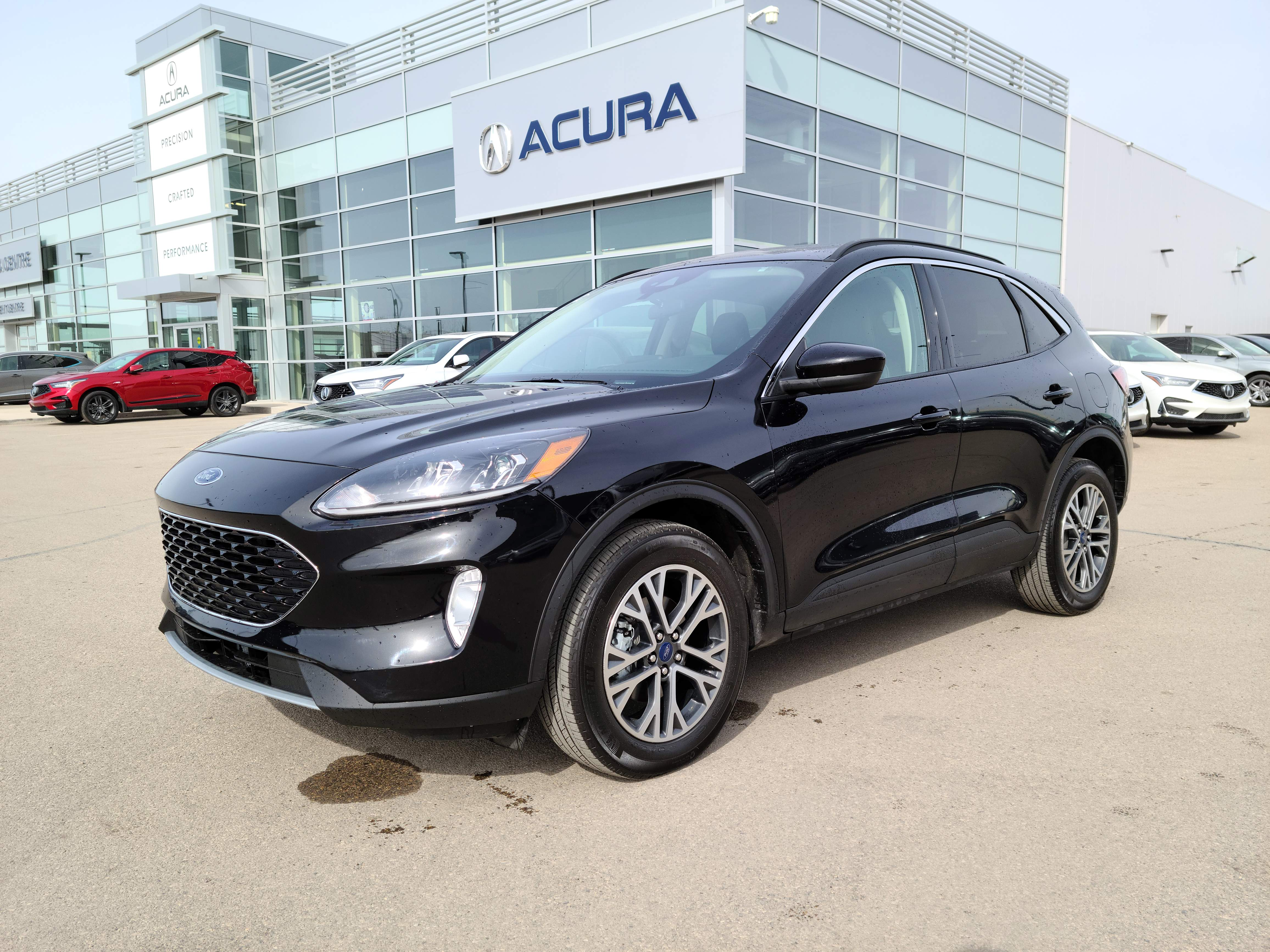 used 2020 Ford Escape car, priced at $30,865