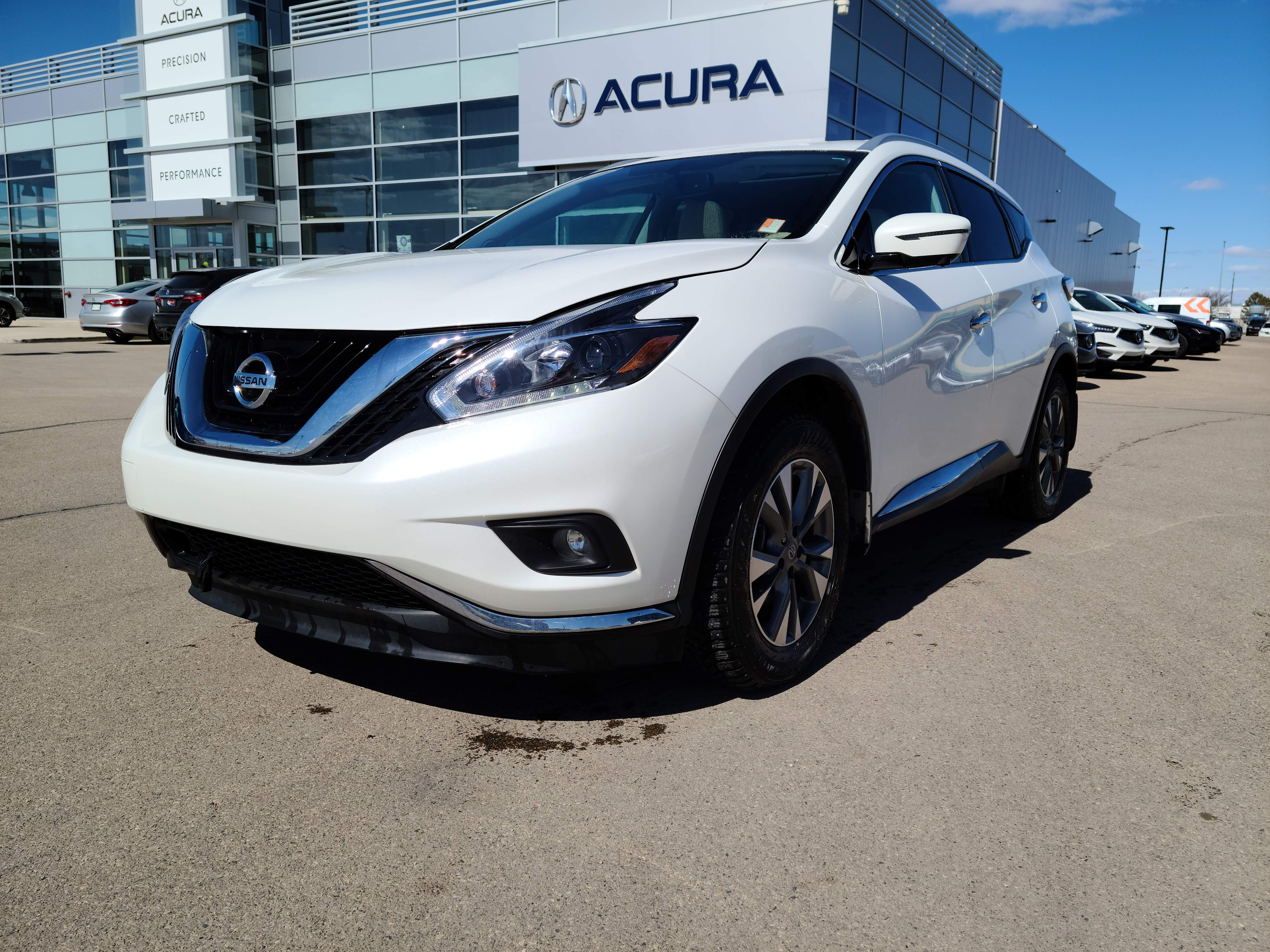 used 2018 Nissan Murano car, priced at $29,992
