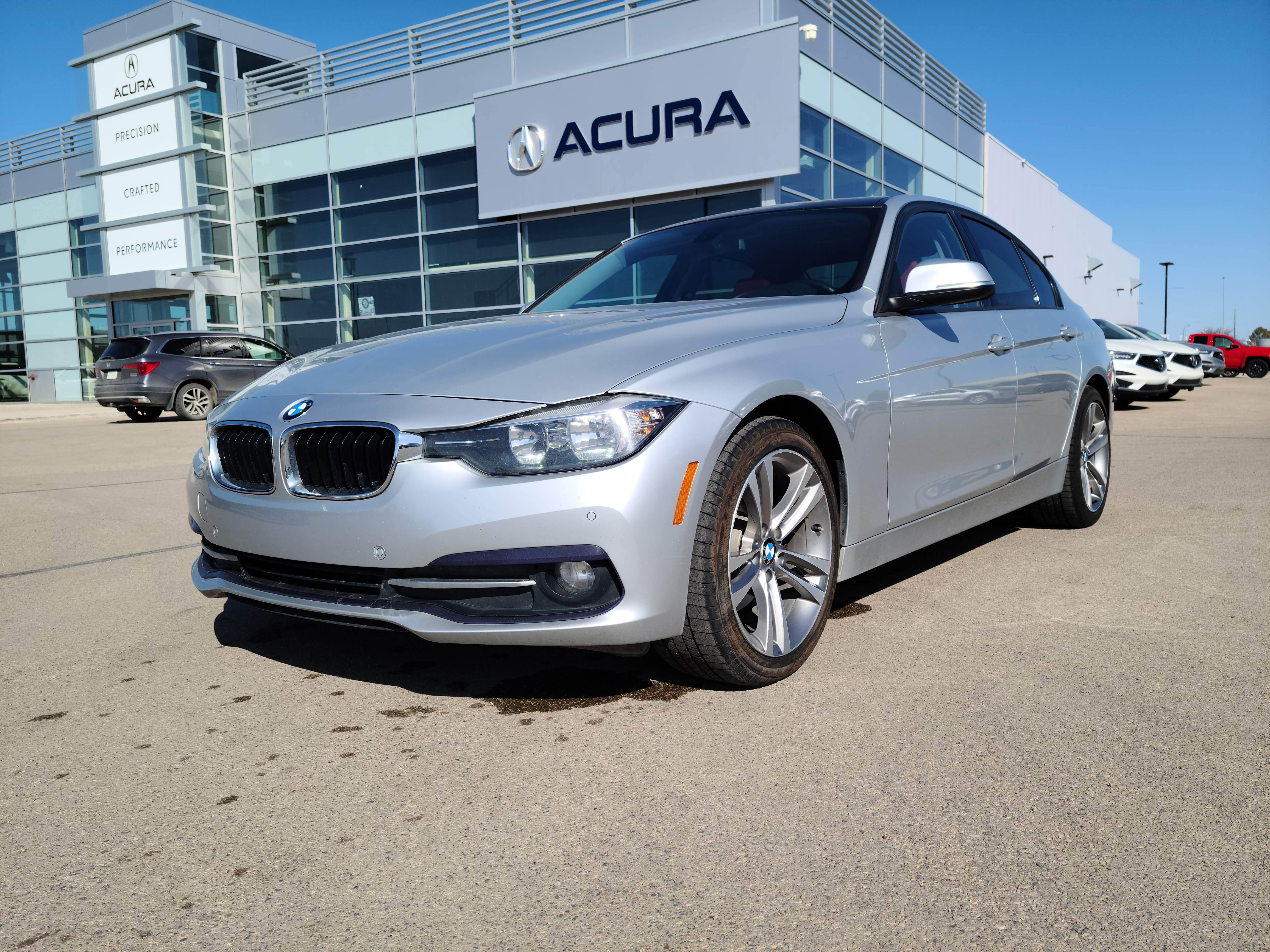 used 2016 BMW 320 car, priced at $20,863