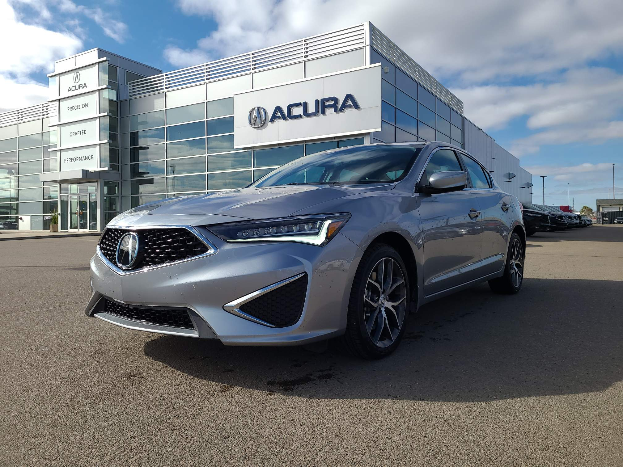 used 2020 Acura ILX car, priced at $29,632