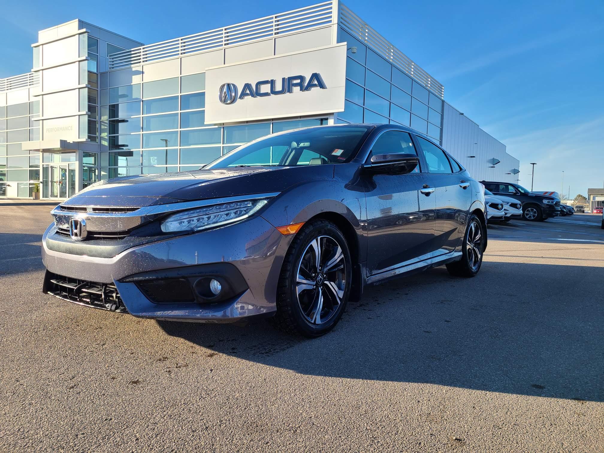 used 2018 Honda Civic car, priced at $20,850