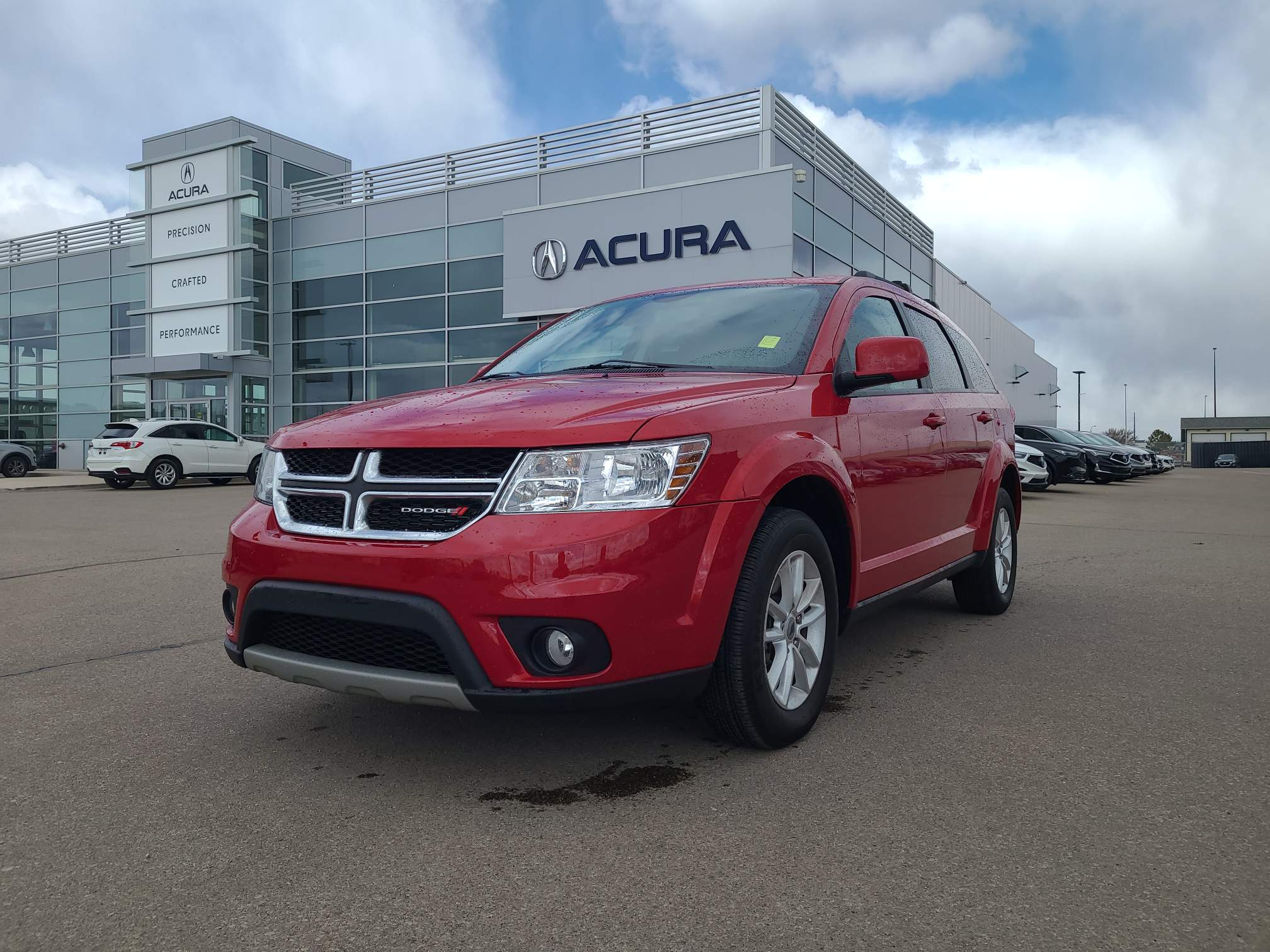 used 2018 Dodge Journey car, priced at $20,669