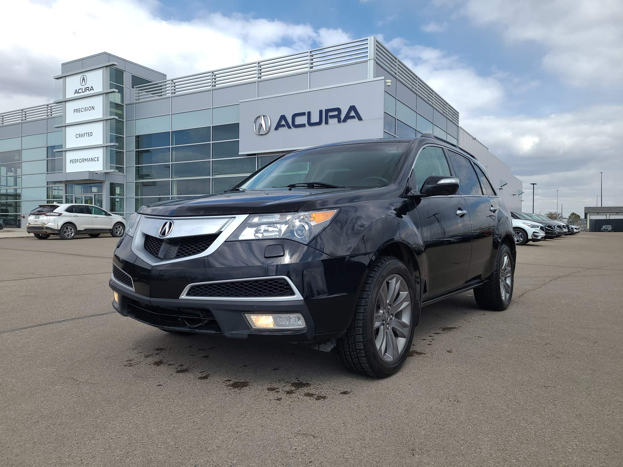 used 2013 Acura MDX car, priced at $19,957