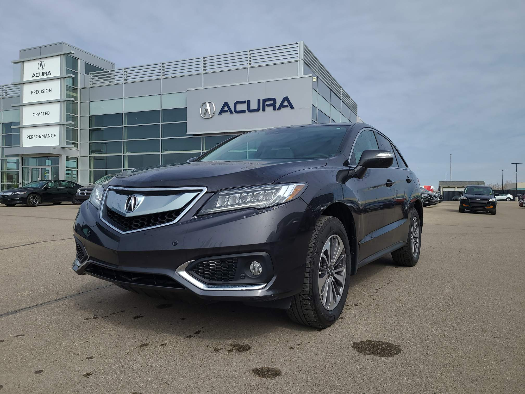 used 2016 Acura RDX car, priced at $29,999