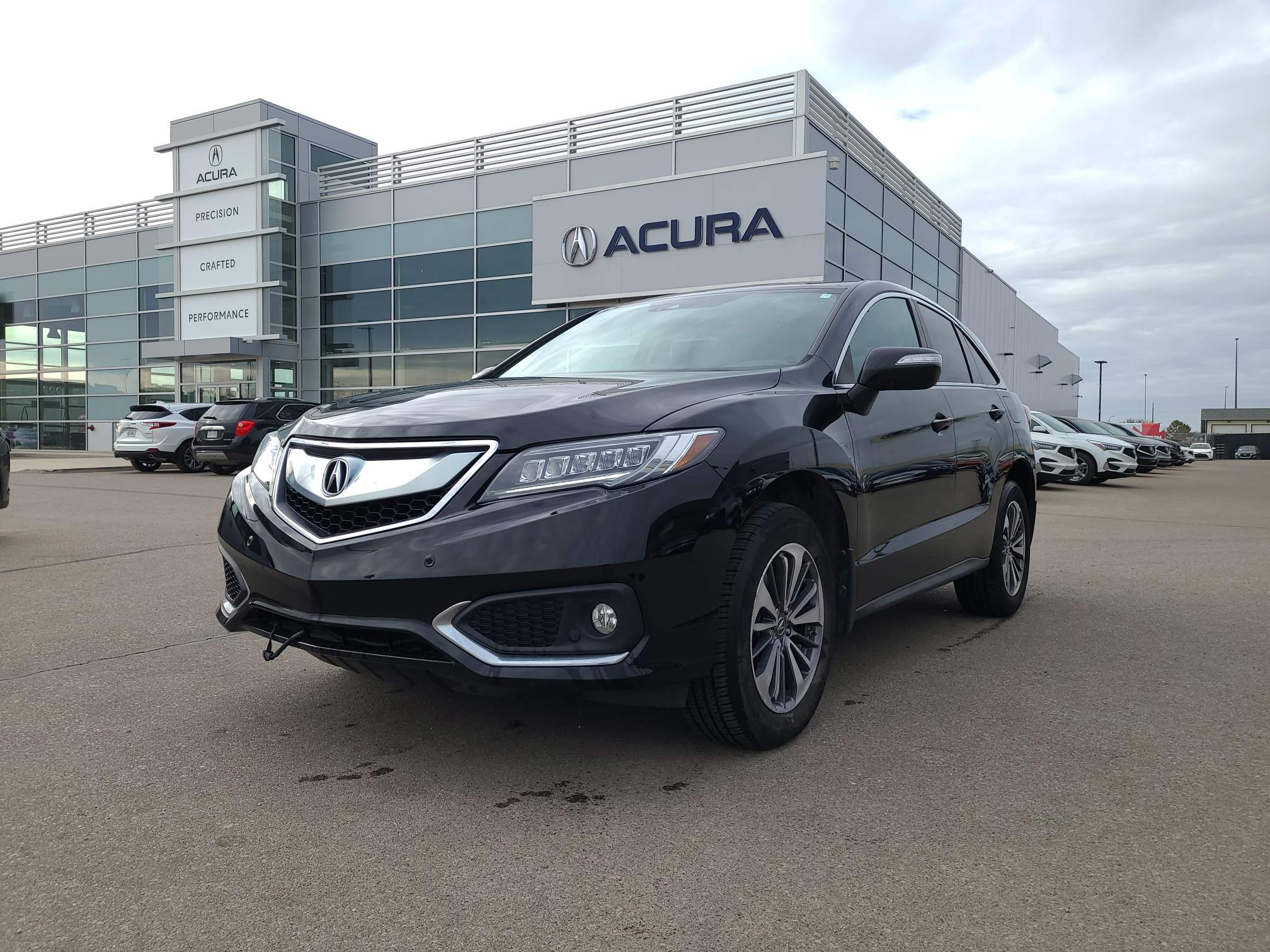 used 2017 Acura RDX car, priced at $29,995