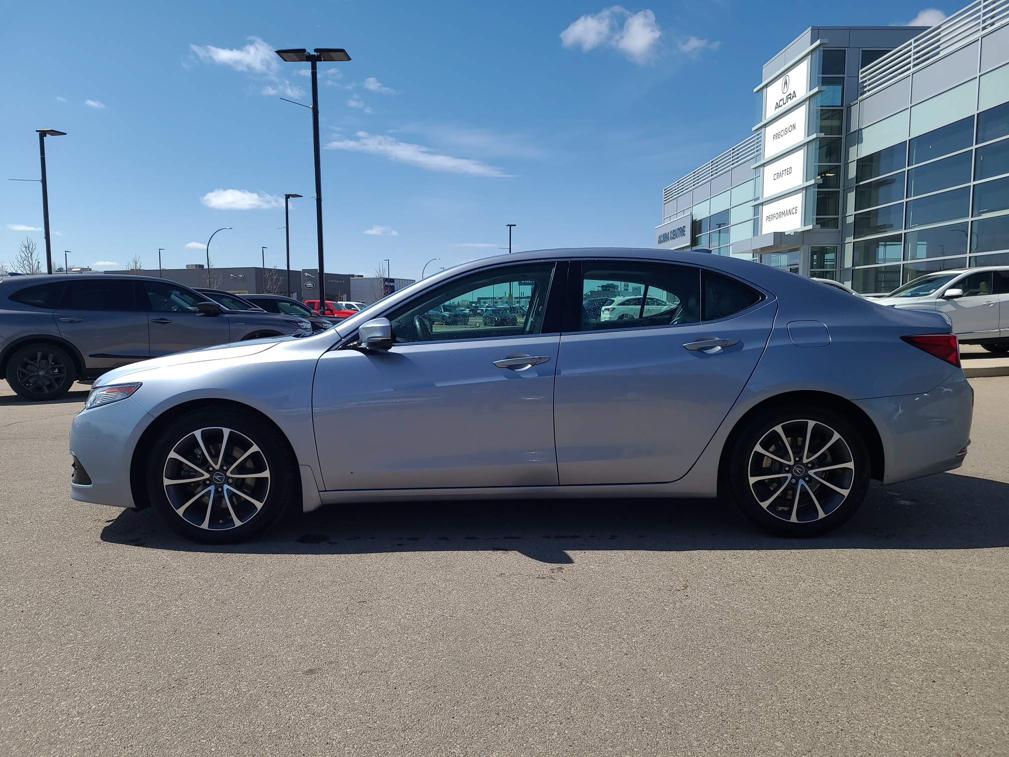 used 2016 Acura TLX car, priced at $21,988