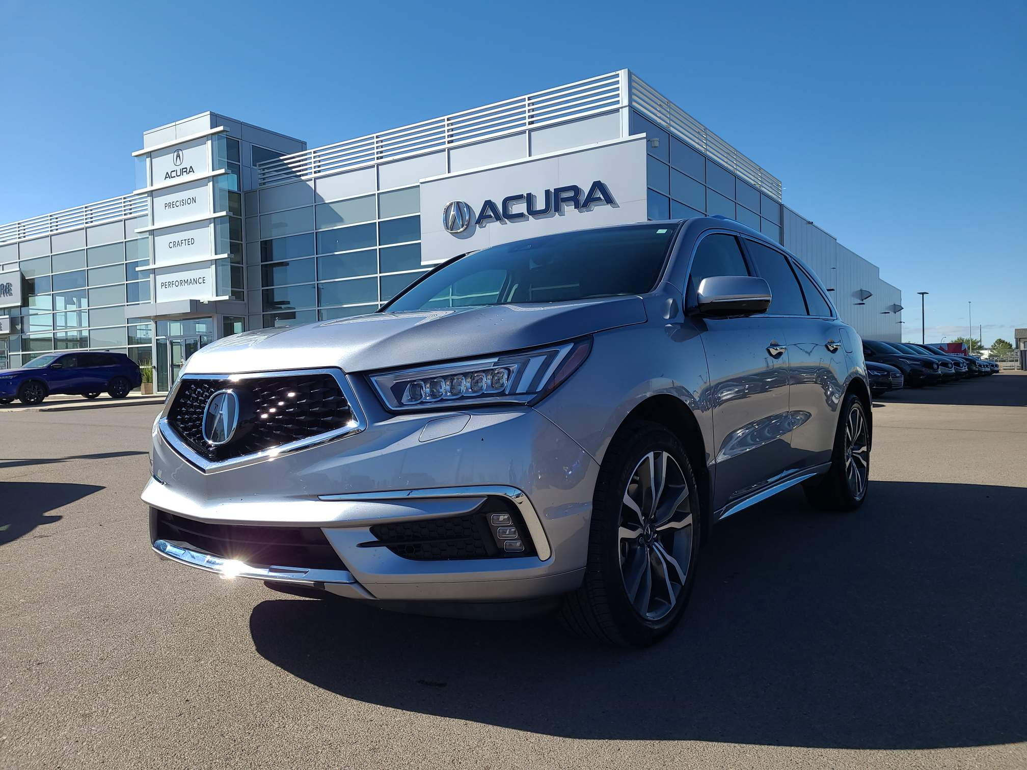 used 2020 Acura MDX car, priced at $51,696