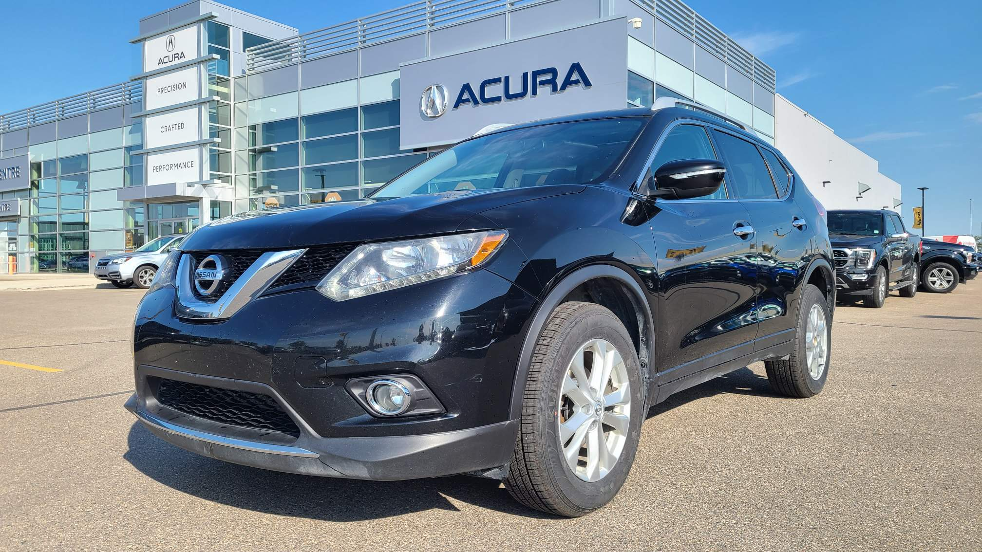 used 2015 Nissan Rogue car, priced at $18,692