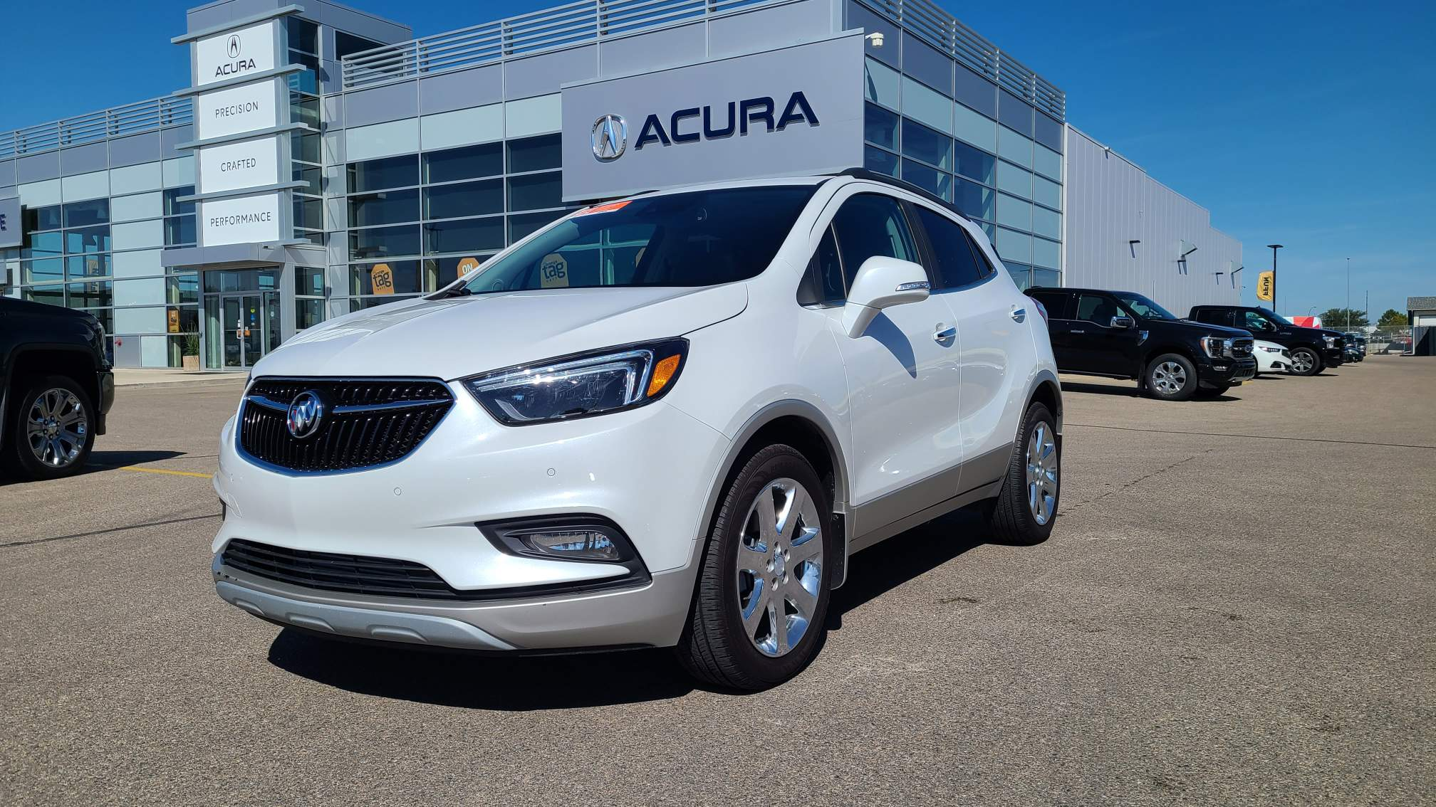used 2019 Buick Encore car, priced at $26,750