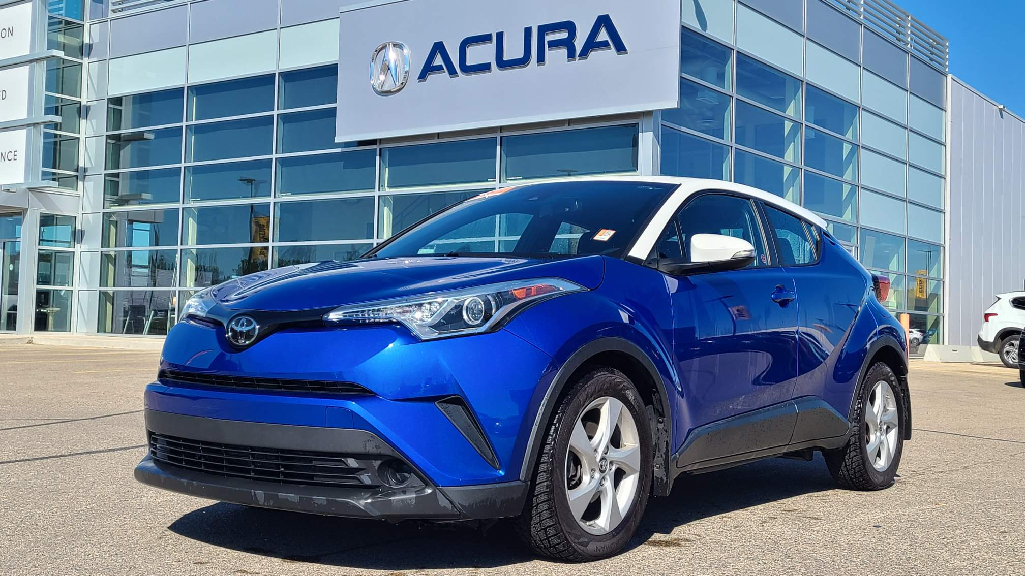 used 2018 Toyota C-HR car, priced at $23,501