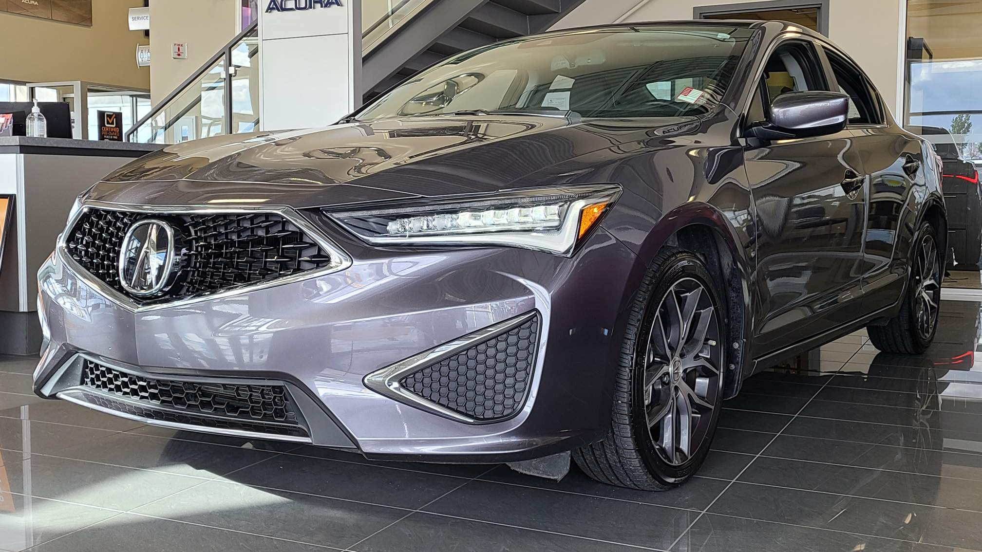 used 2020 Acura ILX car, priced at $30,037