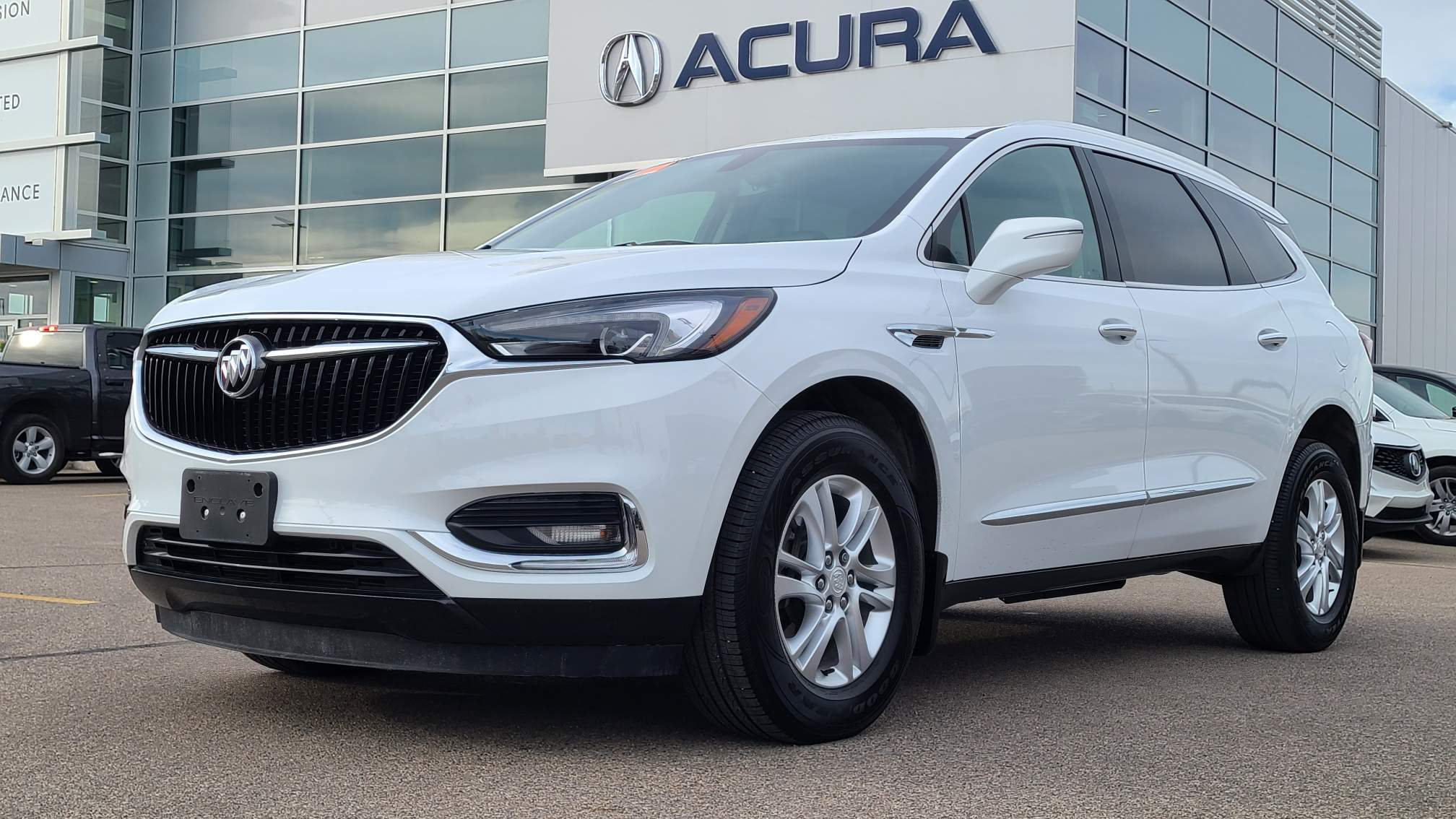 used 2019 Buick Enclave car, priced at $39,856