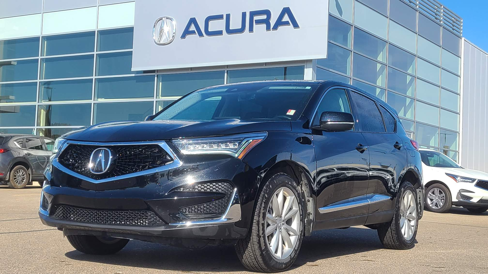 used 2021 Acura RDX car, priced at $49,611