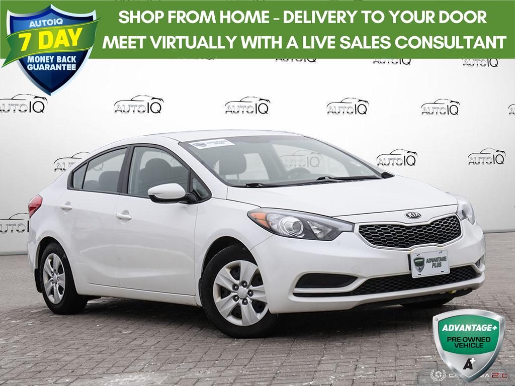 used 2016 Kia Forte car, priced at $9,800