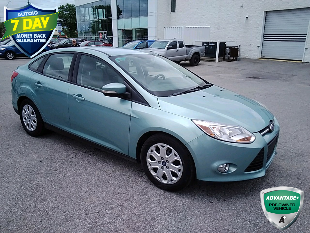 used 2012 Ford Focus car, priced at $7,348