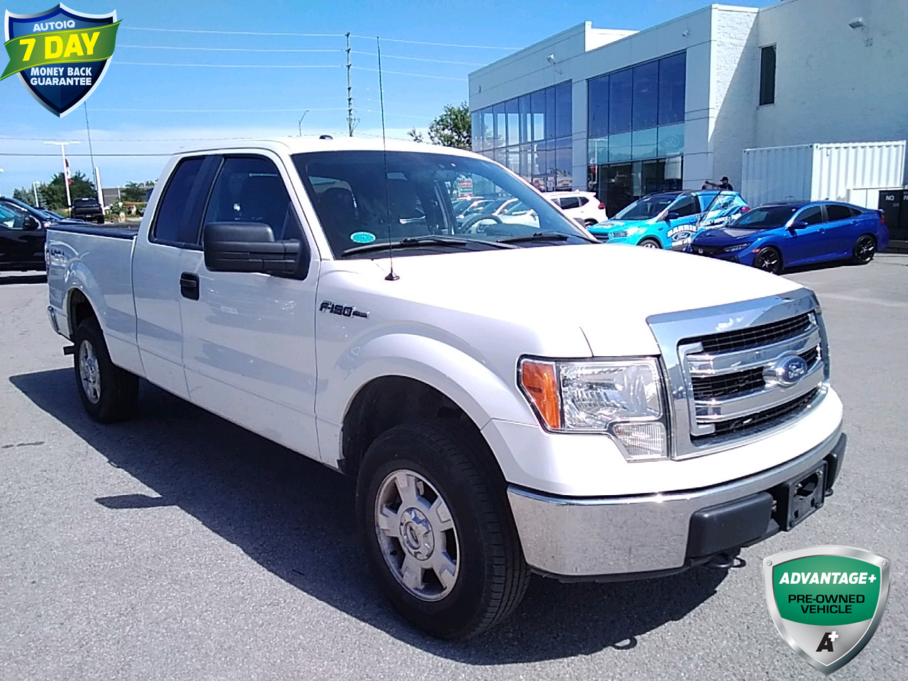 used 2013 Ford F-150 car, priced at $24,623