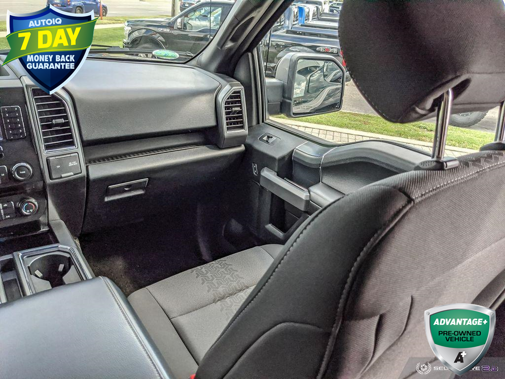 used 2018 Ford F-150 car, priced at $39,432