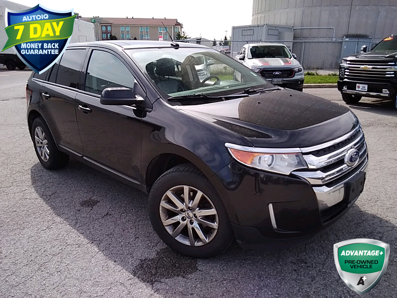 used 2014 Ford Edge car, priced at $13,608